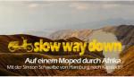 Logo slow way down