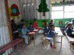 Vorschule fuer ehemalige Strassenkinder im Projekt Godanaw